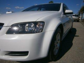 2009 Holden Commodore VE MY09.5 Omega Sportwagon White 4 Speed Automatic Wagon