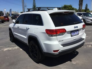 2019 Jeep Grand Cherokee WK MY19 Laredo White 8 Speed Sports Automatic Wagon