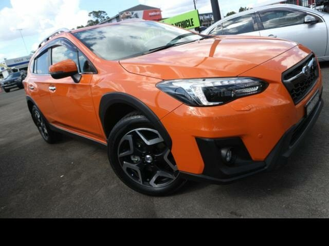 Used Subaru XV MY19 2.0I-S Kingswood, 2019 Subaru XV MY19 2.0I-S Orange Continuous Variable Wagon