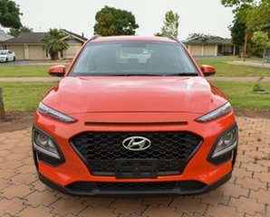 2019 Hyundai Kona OS.2 MY19 Active 2WD Orange 6 Speed Sports Automatic Wagon.