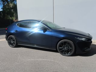 2020 Mazda 3 BP2HLA G25 SKYACTIV-Drive Astina Blue 6 Speed Sports Automatic Hatchback