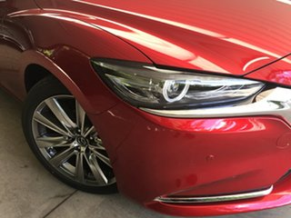 2020 Mazda 6 GL1033 Atenza SKYACTIV-Drive Soul Red 6 Speed Sports Automatic Sedan.