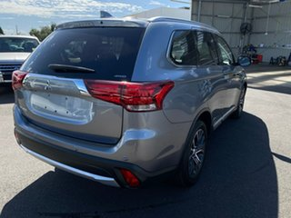 2017 Mitsubishi Outlander ZK MY17 LS 4WD Titanium 6 Speed Constant Variable Wagon