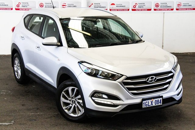 Pre-Owned Hyundai Tucson TL Upgrade Active (FWD) Myaree, 2017 Hyundai Tucson TL Upgrade Active (FWD) 6 Speed Automatic Wagon