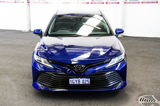 2019 Toyota Camry ASV70R Ascent Lunar Blue 6 Speed Sports Automatic Sedan.