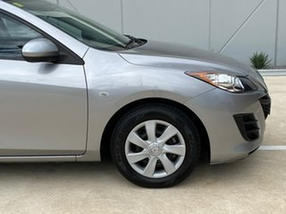 2010 Mazda 3 BL10F1 MY10 Neo Silver 6 Speed Manual Hatchback