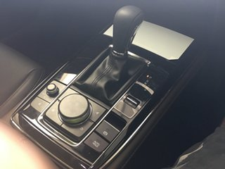 2020 Mazda CX-30 DM4WLA G25 SKYACTIV-Drive i-ACTIV AWD Astina Jet Black 6 Speed Sports Automatic