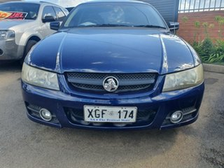 2005 Holden Commodore VZ Lumina Blue 4 Speed Automatic Wagon.