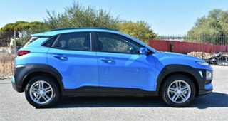 2019 Hyundai Kona OS.2 MY19 Active 2WD Blue 6 Speed Sports Automatic Wagon