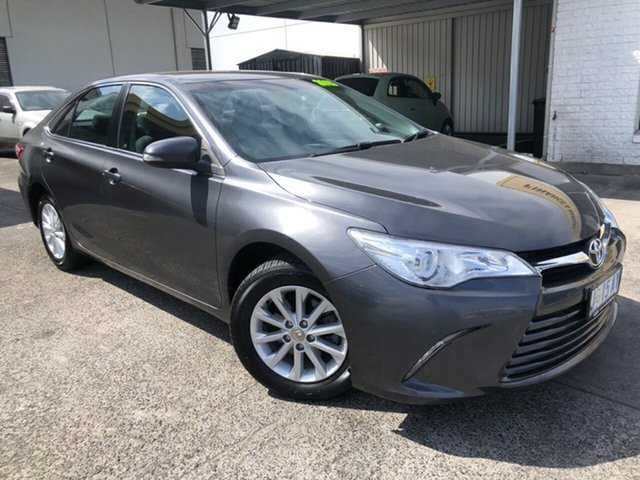 Used Toyota Camry ASV50R Altise Derwent Park, 2015 Toyota Camry ASV50R Altise Grey 6 Speed Sports Automatic Sedan