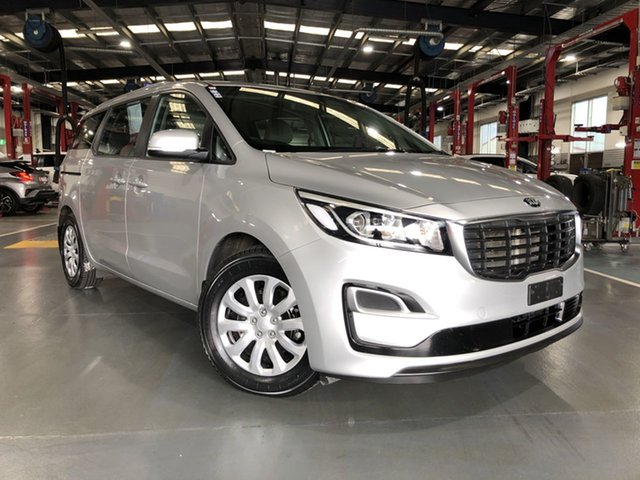 Pre-Owned Kia Carnival YP MY18 S Oakleigh, 2018 Kia Carnival YP MY18 S Silver 6 Speed Sports Automatic Wagon