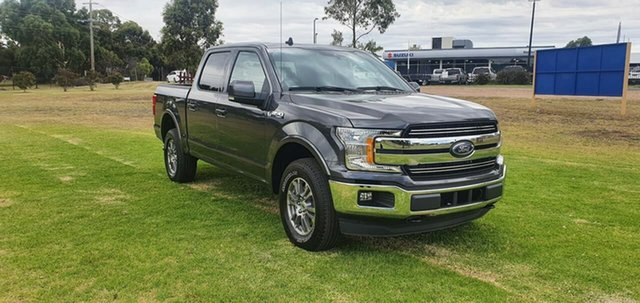 Used Ford F150 Melton, 2020 Ford F150 (No Series) Lariat Grey Automatic Utility