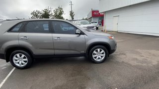 2012 Kia Sorento XM MY12 SI Silver 6 Speed Manual Wagon
