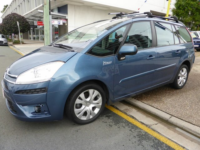 Used Citroen C4 B7 Seduction E-HDi LE Southport, 2012 Citroen C4 B7 Seduction E-HDi LE Blue 6 Speed Automatic Hatchback