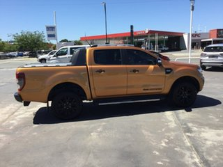2018 Ford Ranger PX MkII 2018.00MY Wildtrak Double Cab Saber 6 Speed Sports Automatic Utility.