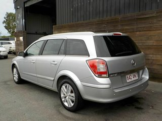 2008 Holden Astra AH MY09 CDTi Silver 6 Speed Sports Automatic Wagon