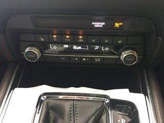 2020 Mazda CX-8 KG4W2A GT SKYACTIV-Drive i-ACTIV AWD Jet Black 6 Speed Sports Automatic Wagon