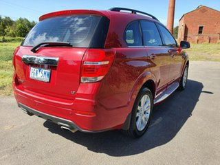 2015 Holden Captiva CG 7 LT Red Sports Automatic Wagon