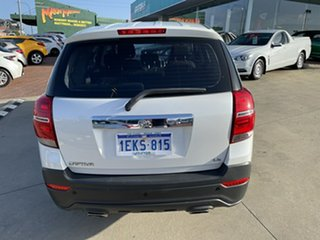 2014 Holden Captiva CG MY15 7 LS (FWD) White 6 Speed Automatic Wagon