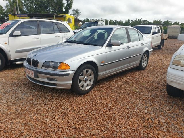 Used BMW 323i Holtze, 2000 BMW 323i Silver 4 Speed Automatic Sedan