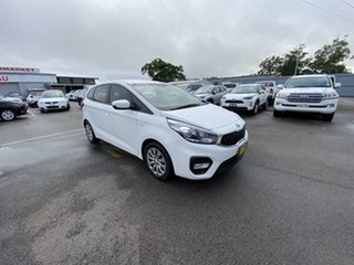 2018 Kia Rondo RP MY18 S White 6 Speed Sports Automatic Wagon.