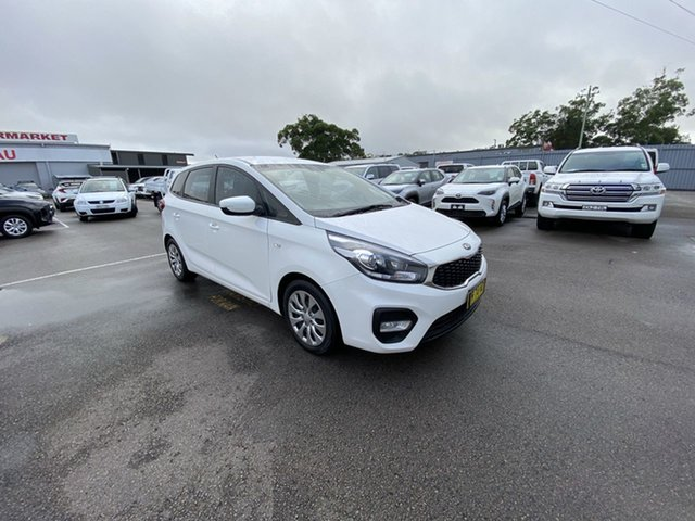 Pre-Owned Kia Rondo RP MY18 S Cardiff, 2018 Kia Rondo RP MY18 S White 6 Speed Sports Automatic Wagon