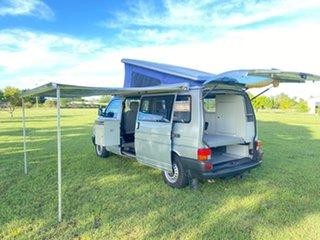 2003 Volkswagen Transporter Campervan  Trakka Silver 4 Speed Automatic Van.