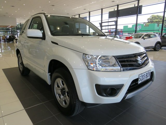 Used Suzuki Grand Vitara JB Sport Edwardstown, 2014 Suzuki Grand Vitara Sport Wagon