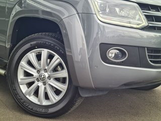 2016 Volkswagen Amarok TDI420 Highline Grey 8 Speed Automatic Utility.