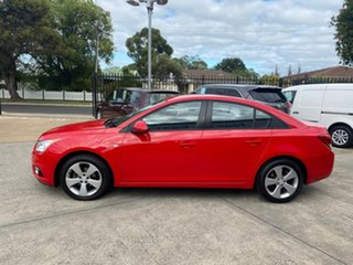 2014 Holden Cruze JH Series II MY14 Equipe Red 6 Speed Sports Automatic Sedan