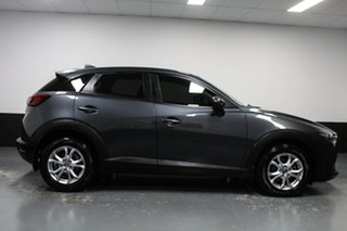 2015 Mazda CX-3 DK2W7A Maxx SKYACTIV-Drive Grey 6 Speed Sports Automatic Wagon