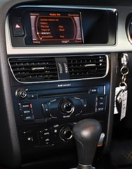 2010 Audi A5 8T MY10 Sportback Multitronic Beige 8 Speed Constant Variable Hatchback