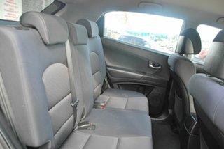 2011 Ssangyong Korando C200 SX Silver 6 Speed Automatic Wagon