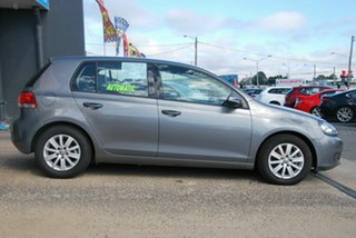 2012 Volkswagen Golf 1K MY12 90 TSI Trendline Grey 7 Speed Auto Direct Shift Hatchback