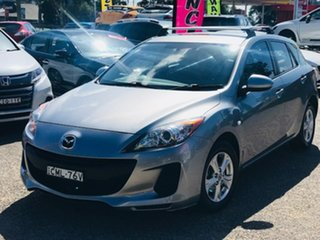 2012 Mazda 3 BL10F2 Neo Activematic Silver, Chrome 5 Speed Sports Automatic Hatchback.