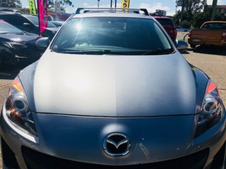 2012 Mazda 3 BL10F2 Neo Activematic Silver, Chrome 5 Speed Sports Automatic Hatchback