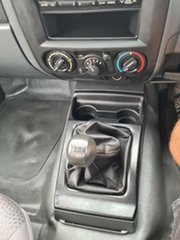 2007 Holden Rodeo RA DX Silver 5 Speed Manual Utility