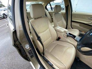 2007 BMW 3 Series E90 323i Steptronic Gold 6 Speed Sports Automatic Sedan