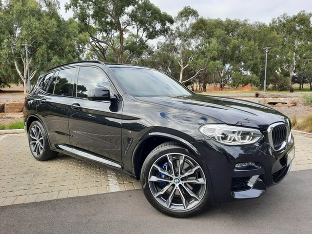 Used BMW X3 G01 xDrive30i Steptronic Adelaide, 2019 BMW X3 G01 xDrive30i Steptronic Black 8 Speed Automatic Wagon