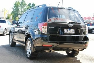 2012 Subaru Forester MY12 X Black 4 Speed Auto Elec Sportshift Wagon