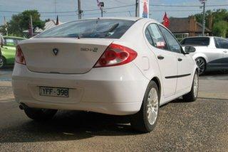 2010 Proton Gen 2 CM MY09 G White 5 Speed Manual Hatchback