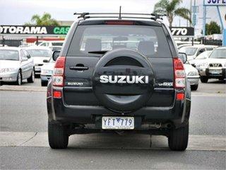 2010 Suzuki Grand Vitara JB Black Automatic Wagon