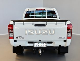 2017 Isuzu D-MAX MY17 SX Space Cab 4x2 High Ride White 6 Speed Sports Automatic Utility