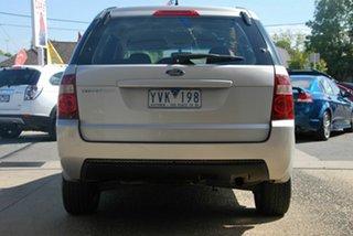 2010 Ford Territory SY MkII TX (4x4) Silver 6 Speed Auto Seq Sportshift Wagon