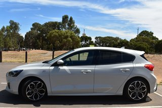 2019 Ford Focus SA 2020.25MY ST-Line White 8 Speed Automatic Hatchback