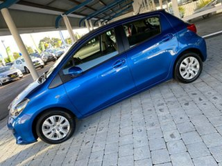 2015 Toyota Yaris NCP131R MY15 SX 5 Speed Manual Hatchback