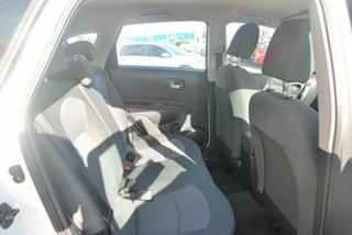 2011 Nissan Dualis J10 Series II ST (4x2) White 6 Speed CVT Auto Sequential Wagon
