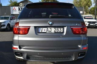 2012 BMW X5 E70 MY12 xDrive30d Steptronic Grey 8 Speed Sports Automatic Wagon.
