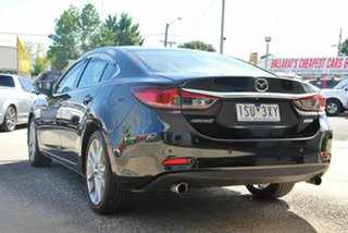 2013 Mazda 6 6C Atenza Black 6 Speed Automatic Sedan