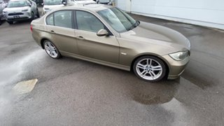 2007 BMW 3 Series E90 323i Steptronic Gold 6 Speed Sports Automatic Sedan